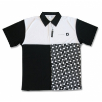 Square Polo Shirt