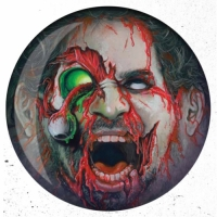 DV8 Fun Ball Zombie Bowlingball