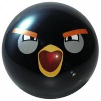 Angry Birds Black Ebonite Bowlingball