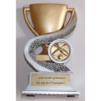 Goldpokal Bowling Pokal