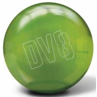 Slime Green DV8 Polyester Bowlingball