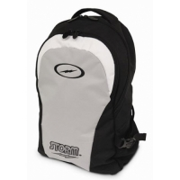 Storm Back Pack Black Silver