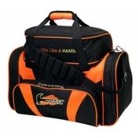 Hammer Deluxe Doppeltasche Black Orang..