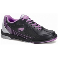 Windy Black Violet Storm Bowlingschuhe