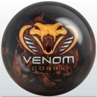 Venom Cobra Motiv Bowlingball