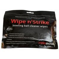 Pro Bowl Ball Wipes Bowlingball Reinig..