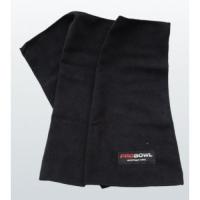 Handtuch Probowl Microfaser schwarz