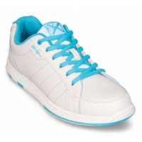 KR Strikeforce Satin Women White Aqua ..