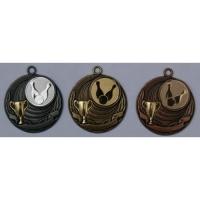 Medaillen klein