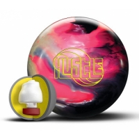 Maxim Emerald Glitz Ebonite Bowlingbal..