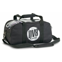 Tactic Double Tote Black Bowlingball-T..