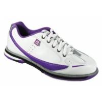 Bowlingschuhe: Curve White Purple