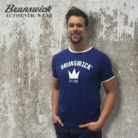 T-Shirt College Royal Brunswick
