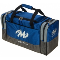 Motiv Shock 2-Ball Tote Blue Bowlingta..