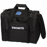 Ebonite Impact Schwarz Bowlingtasche
