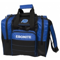 Ebonite Impact Royal Blau Bowlingtasche