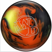 White Dot Lava Columbia 300 Bowlingball