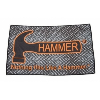 Hammer Dye Subliminated Towel Handtuch
