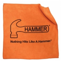 Hammer Microfiber Towel Handtuch Orange