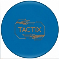Tactix Electric Blue Track Bowlingball