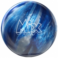 Mix Blau Silber Storm Bowlingball