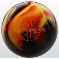 TURBO/R - Black/Copper/Yellow Ebonite ..