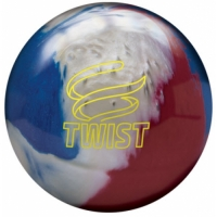 TWIST Red/White/Blue Brunswick Bowling..