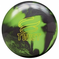 TWIST Neon Green/Black Brunswick Bowli..