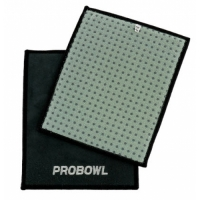 Pro Bowl Leather/Dot Shammy