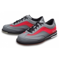 Brunswick Mens Rampage Grey/Red Right ..