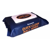 Brunswick Quick Clean Ball Wipes