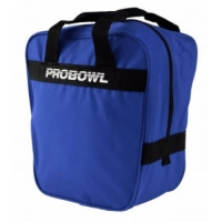 PROBOWL Single Bag Basic Blau  Bowling..