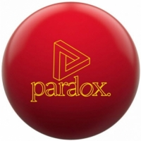 Paradox Red Track Bowlingball