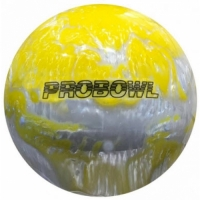 ProBowl Weiss/Gelb Bowlingball, ProBow..