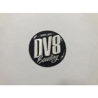 DV8 Patch Black
