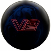 Vortex V2 Ebonite Bowlingball