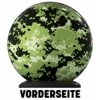 Green Camouflage - One The Ball Bowlin..
