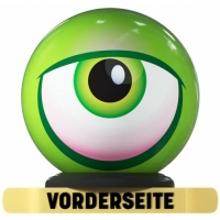 Monster Eyeball - Green - One The Ball..