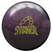 Stinger Pearl Ebonite Bowlingball