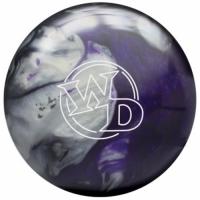 White Dot Black Purple Silver Columbia..
