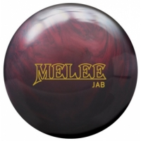 Melee Jab Blood Red Brunswick Bowlingb..