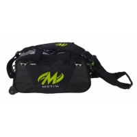 Ballistix™ 2-Ball Tote Grey/Lime Bowli..