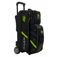 Motiv Vault™ 3-Ball Roller Grey Lime