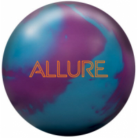 Allure Solid Ebonite Bowlingball