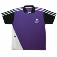 Roto Grip Polo Shirt Purple