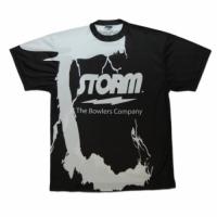 Storm T-Shirt Schwarz New Style
