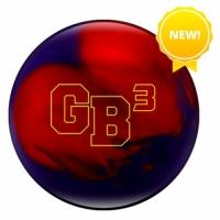 Game Breaker 3 Pearl - Purple/ Red Ebonite Bowlingball