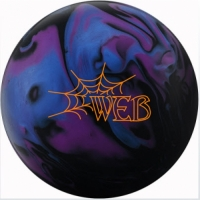 Black Widow Spare Orange Black Pearl Hammer Bowlingball