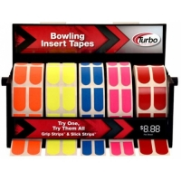 "Turbo Grips Größe 1"" - Bowling Insert Tapes"