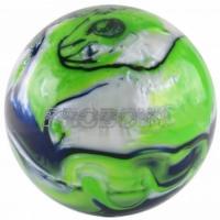 ProBowl Grün/Blau/Silber Bowlingball, ProBowl Bowlingtasche, Damen- oder Herren Bowlingschuhe und Bowling Hug